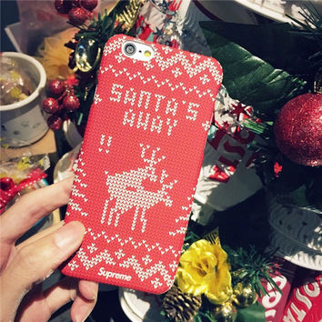Stylish Christmas iPhone Cases12