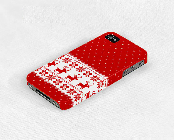 Stylish Christmas iPhone Cases16