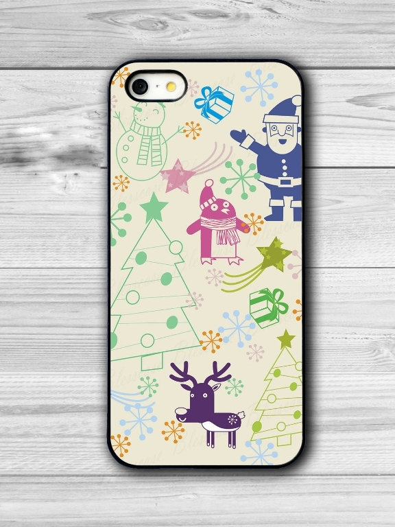 Stylish Christmas iPhone Cases2