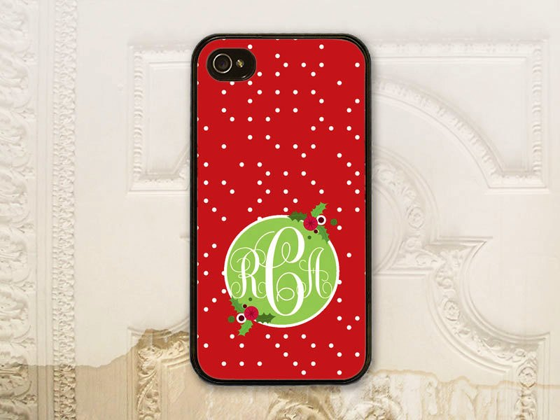 Stylish Christmas iPhone Cases3