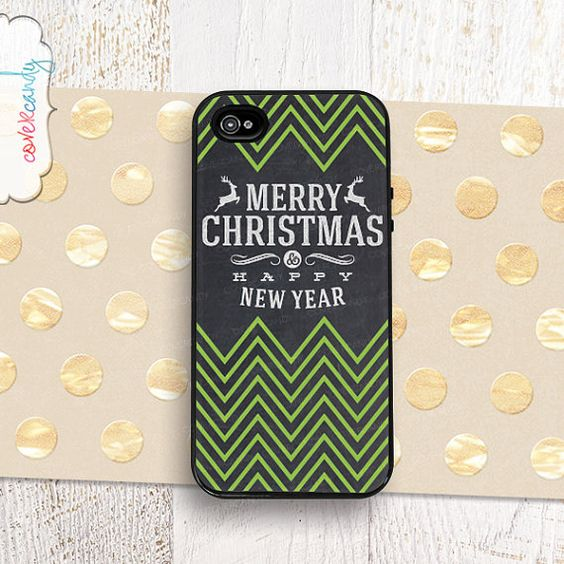 Stylish Christmas iPhone Cases6