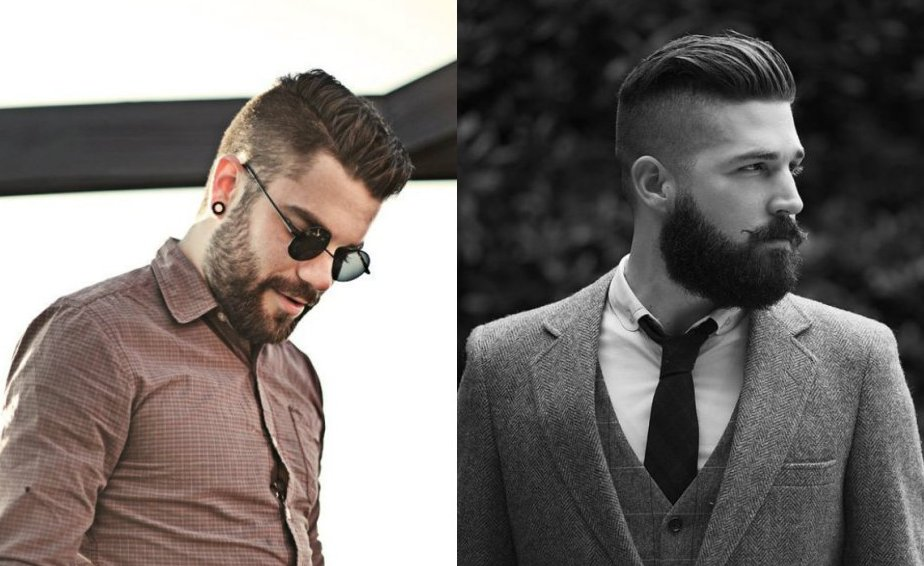 Ppreshaw Slick Side Part Hairstyle For Men
