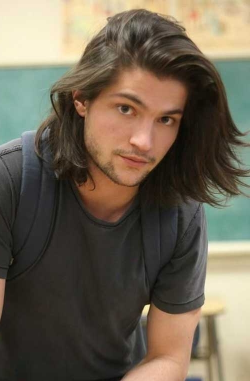 Hairstyles For Men With Long Hair On Top 69