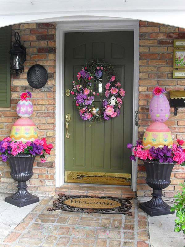 Best easter decoration ideas10