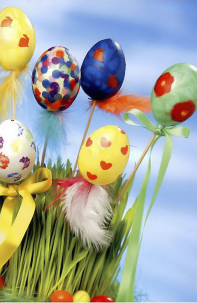 Best easter decoration ideas18