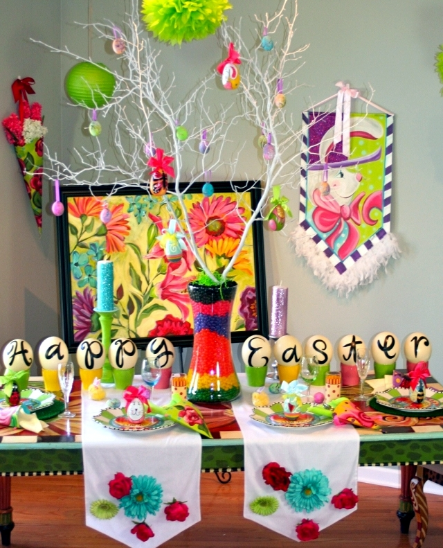 Best easter decoration ideas3