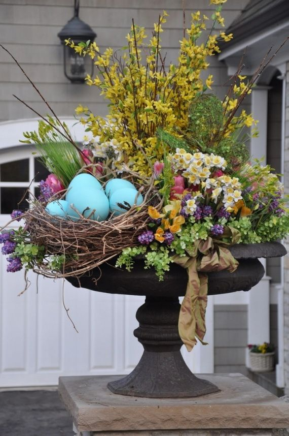 Best easter decoration ideas5