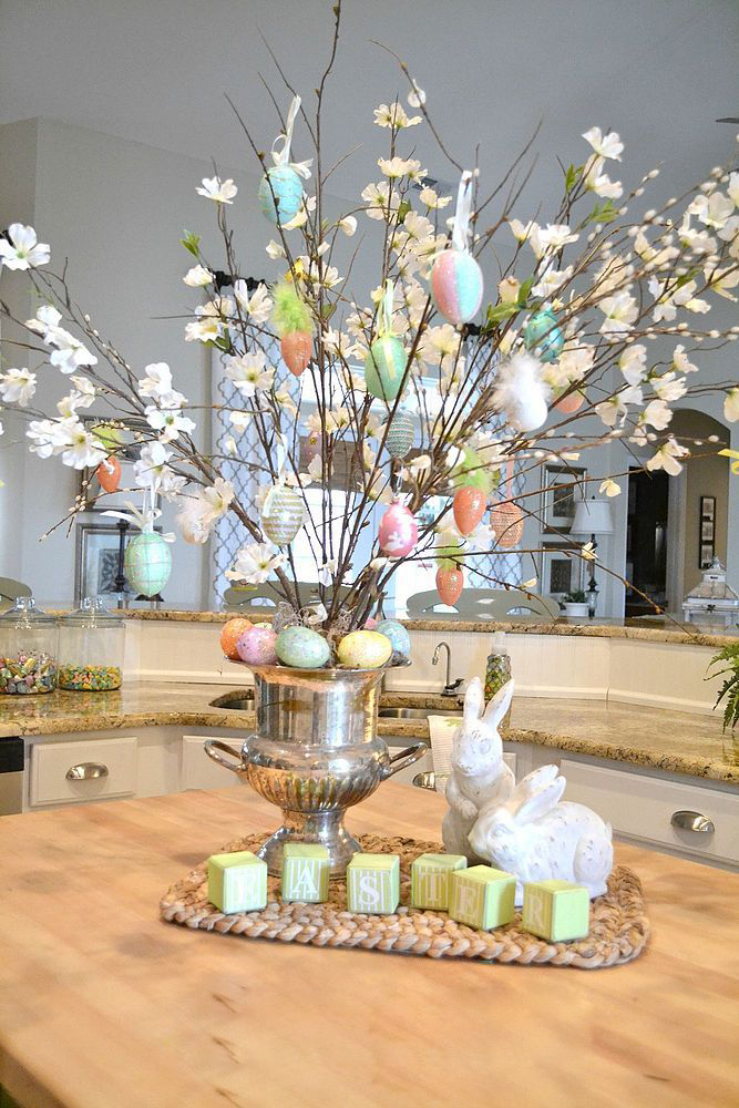 Best easter decoration ideas9