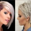 Best short hair style for women