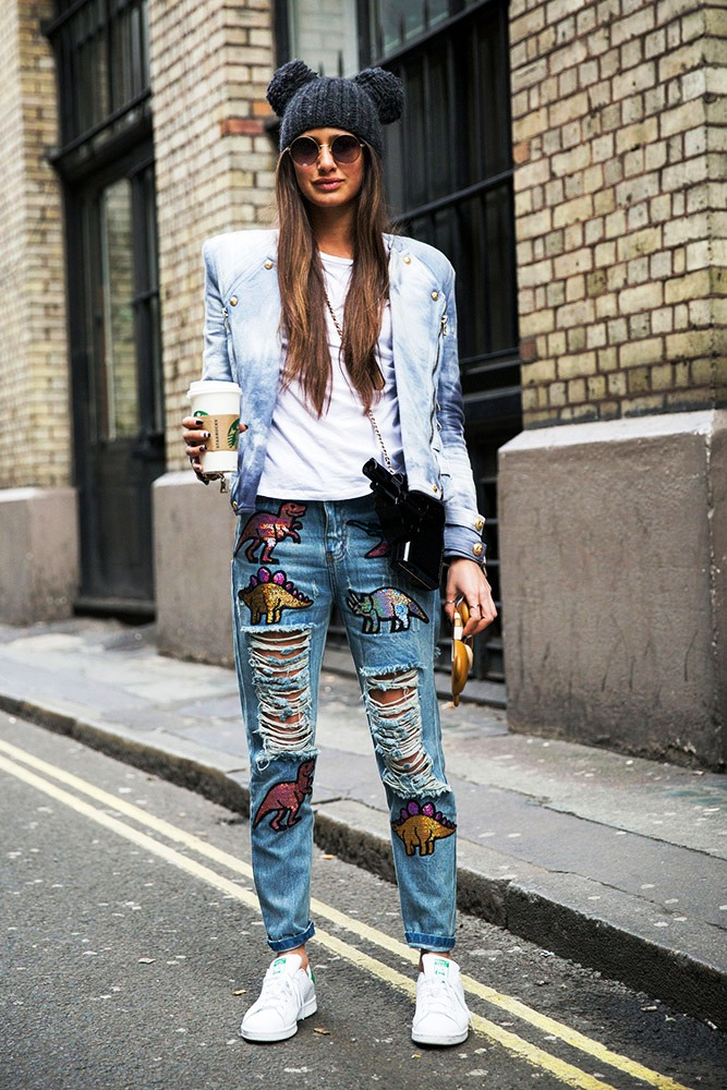 Coolest street fashion trends 1
