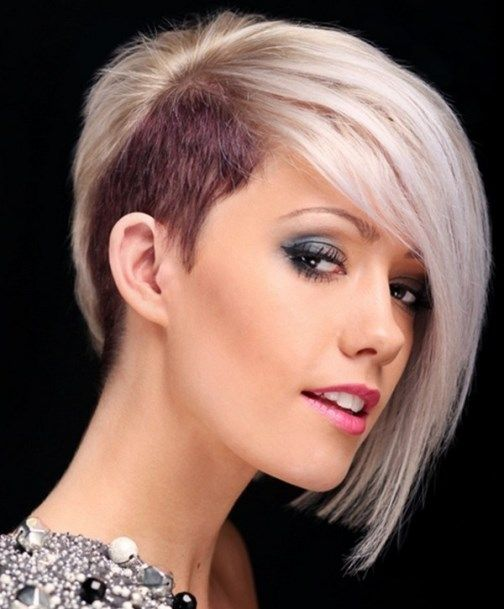 Stunning short hairstyles for gorgeous women 23