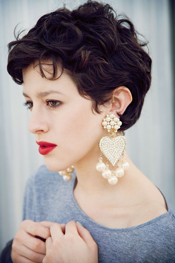 Stunning short hairstyles for gorgeous women 3