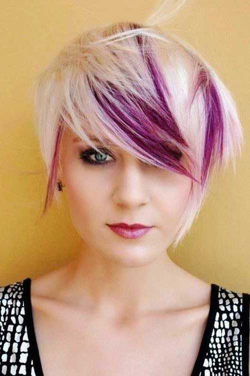 Stunning short hairstyles for gorgeous women 4
