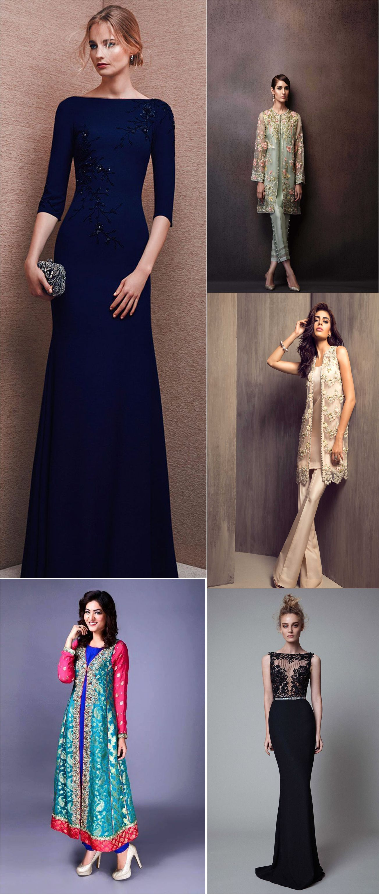 2018 Best Stylish formal dresses