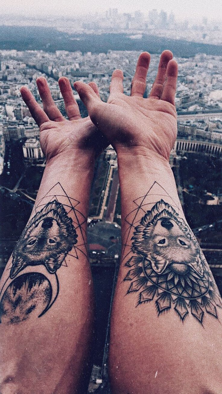 Awesome couple tattoos inspiration 20