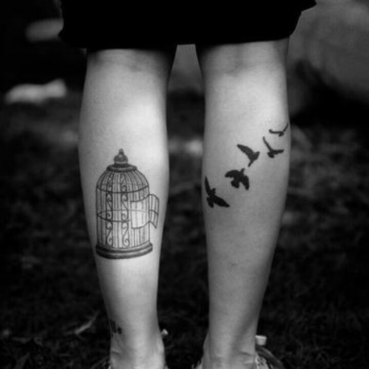 Awesome couple tattoos inspiration