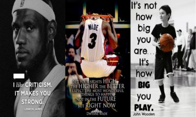 Feture Images for Best Basketball Quotes
