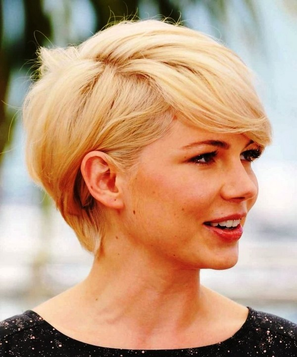 Gorgeous hairstyles for short hair 1