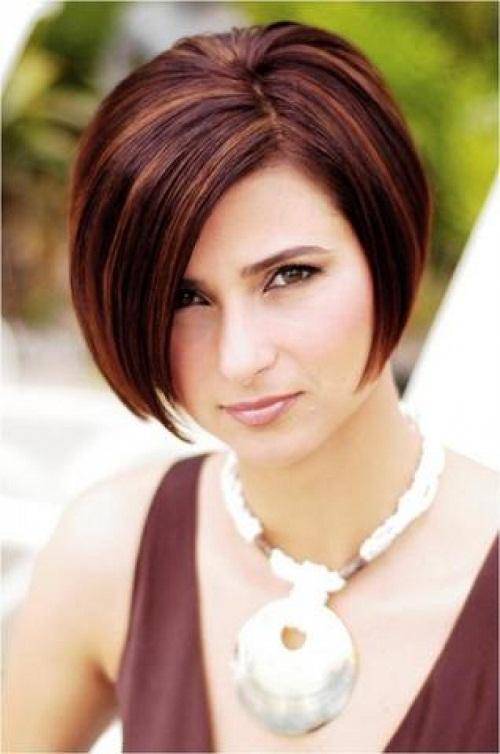 Gorgeous hairstyles for short hair 11