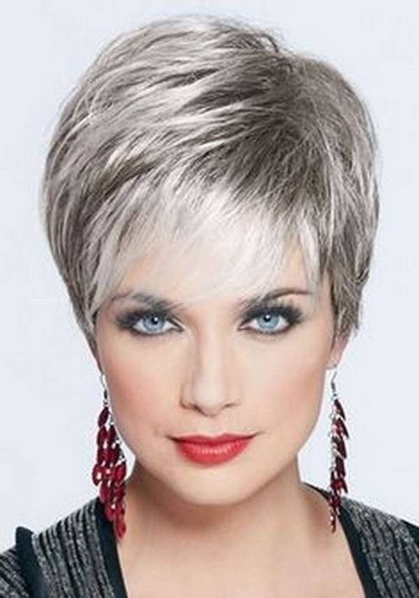 Gorgeous hairstyles for short hair 27