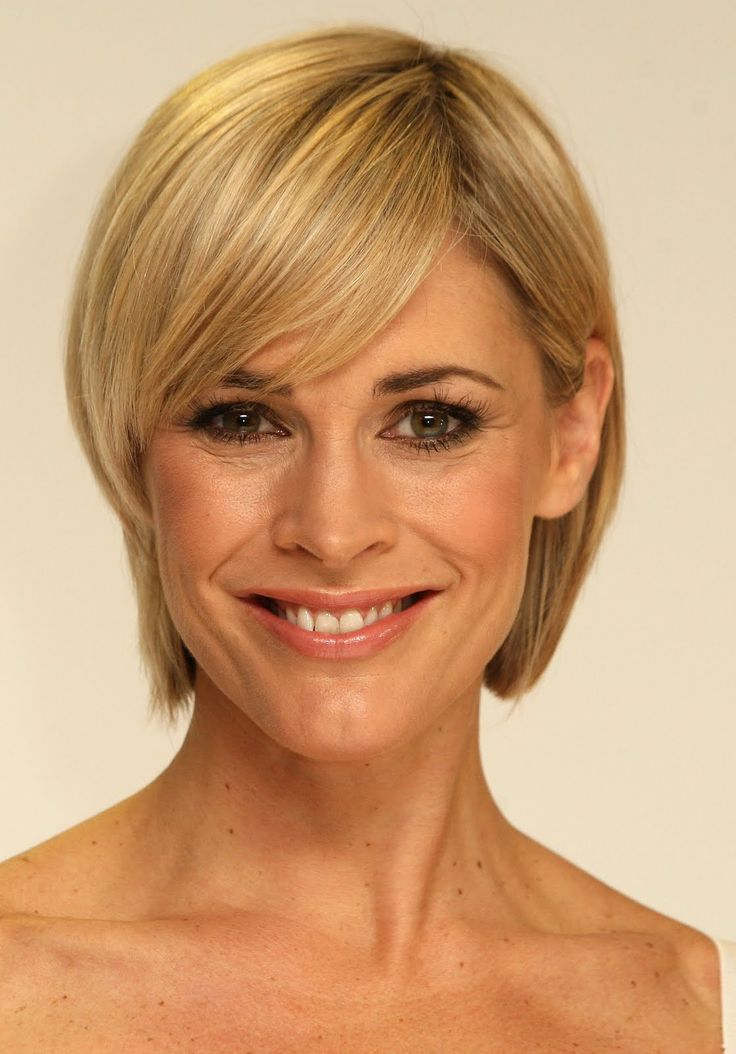 Gorgeous hairstyles for short hair 36
