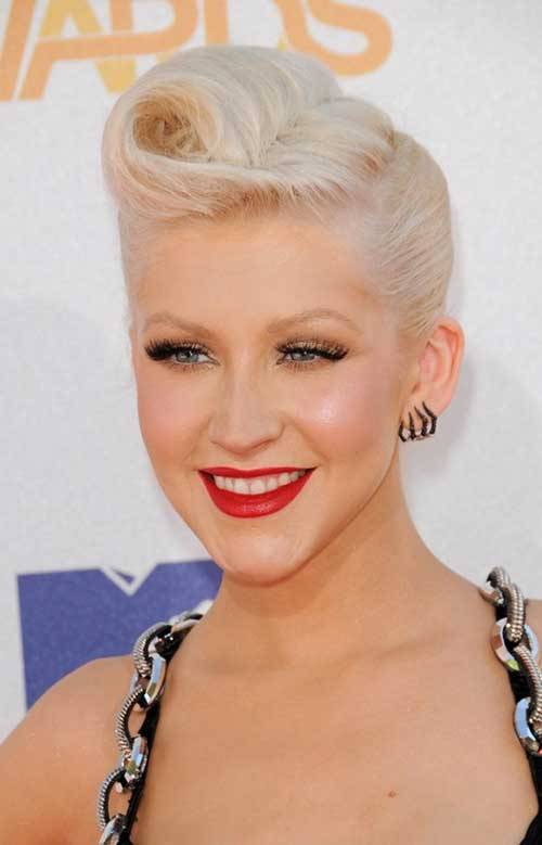 Gorgeous hairstyles for short hair 7