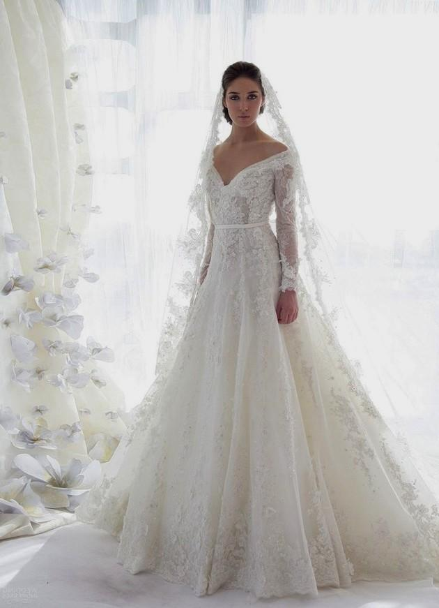 Gorgeous lace wedding dresses 1