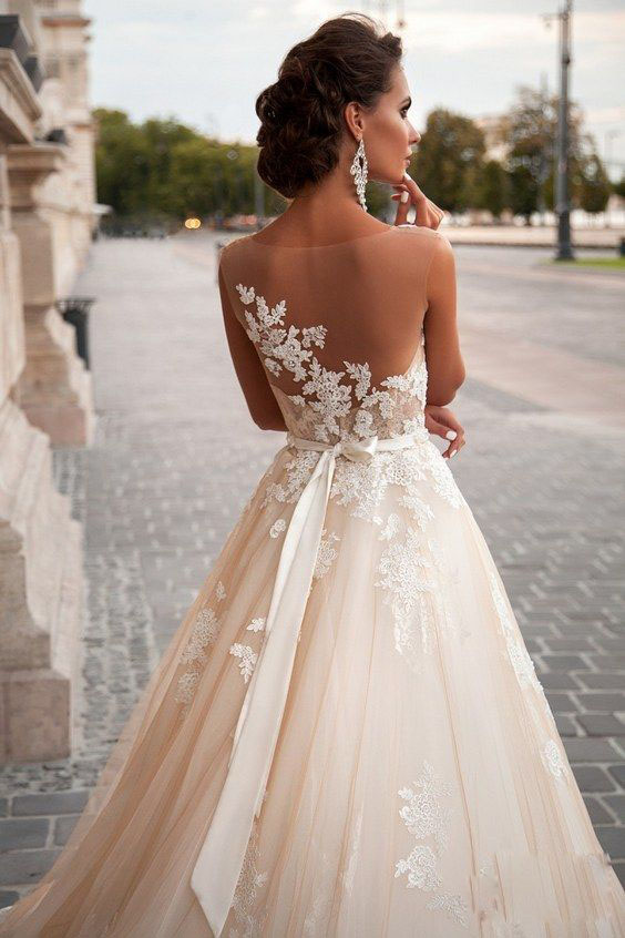 Gorgeous lace wedding dresses 2