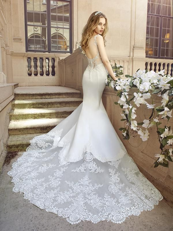 Gorgeous lace wedding dresses 22