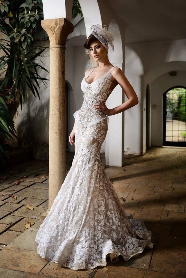 Gorgeous lace wedding dresses 25