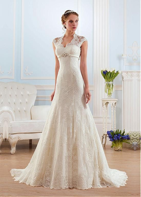 Gorgeous lace wedding dresses 29