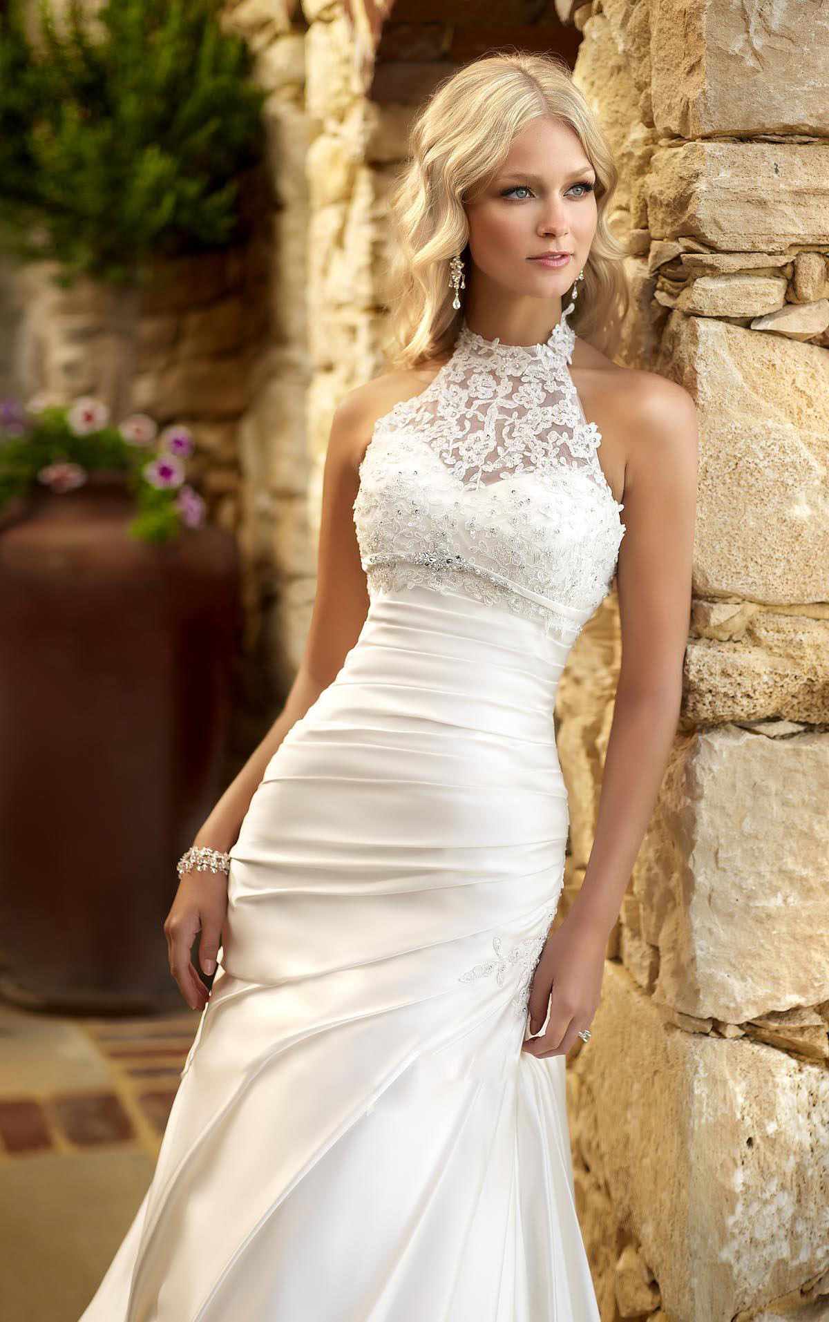 Gorgeous lace wedding dresses 3