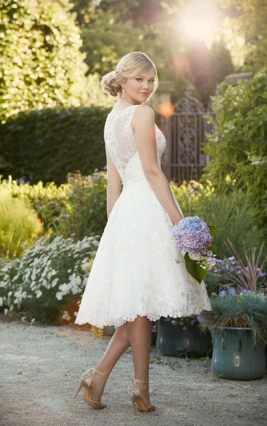 Gorgeous lace wedding dresses 30