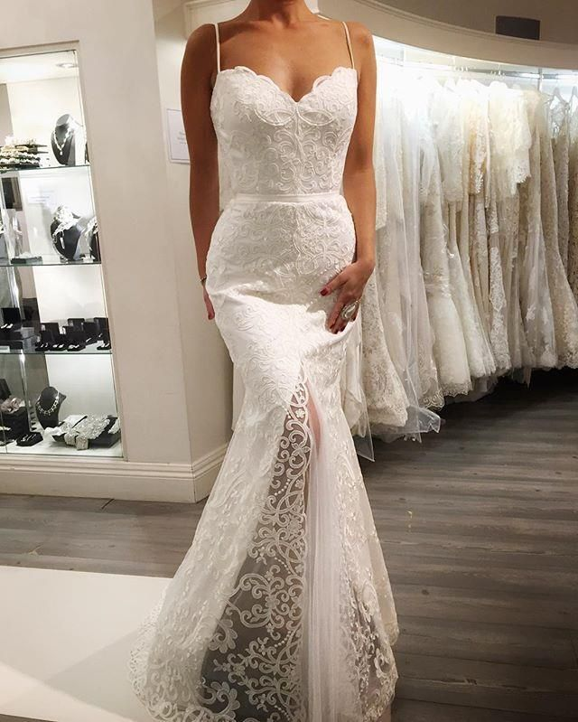 Gorgeous lace wedding dresses 33