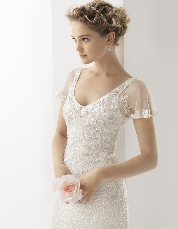 Gorgeous lace wedding dresses 5