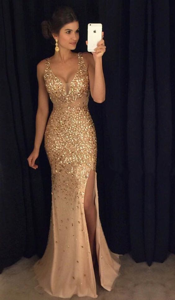 Stylish formal dresses for 2018 6