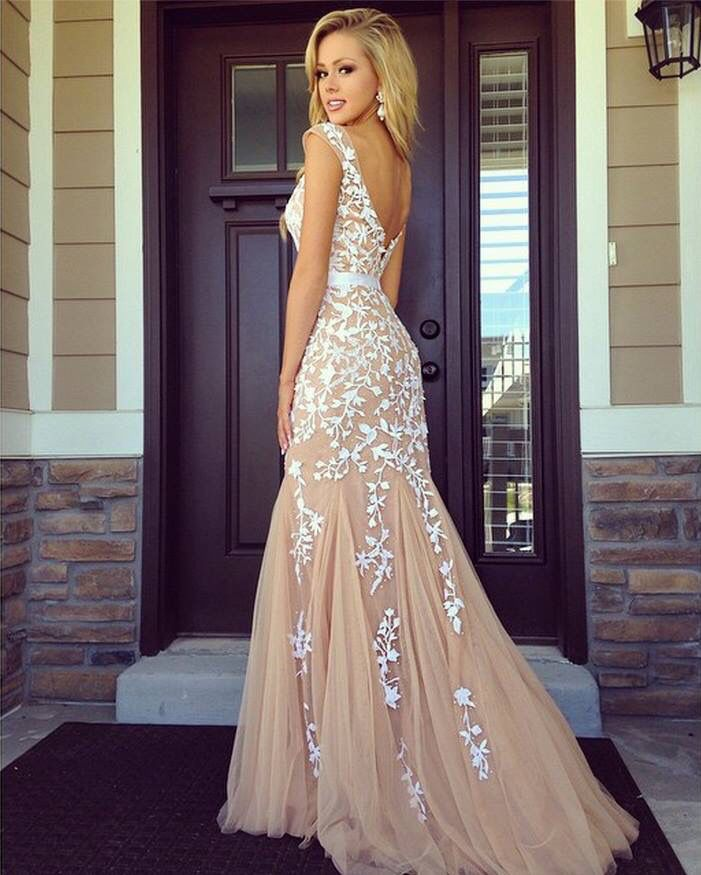 Stylish formal dresses for 2018 9