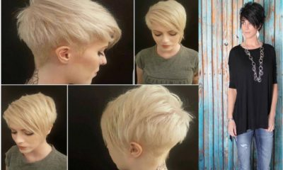 All New Hottest short haircuts for 2018