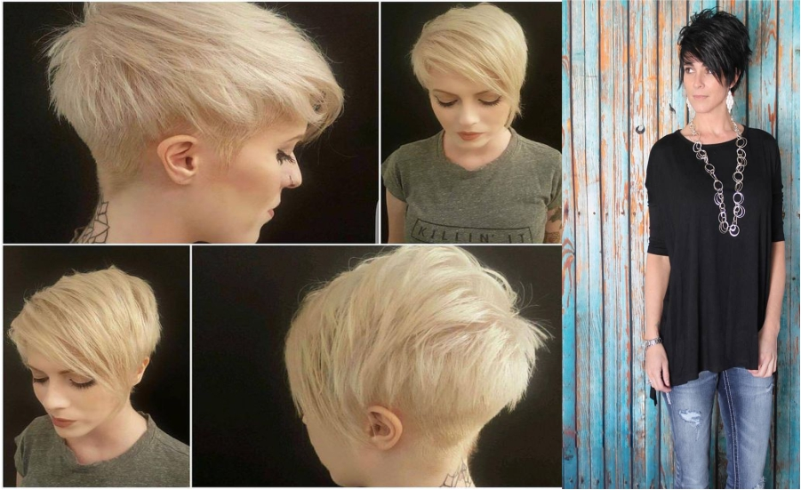 30 Haircut Inspirations For 2019: 30 Hottest Short Haircuts For 2019