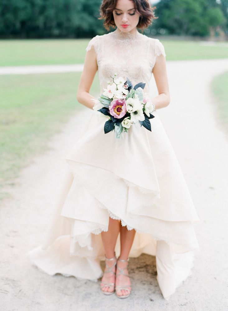 Amazing casual wedding dresses ideas 13