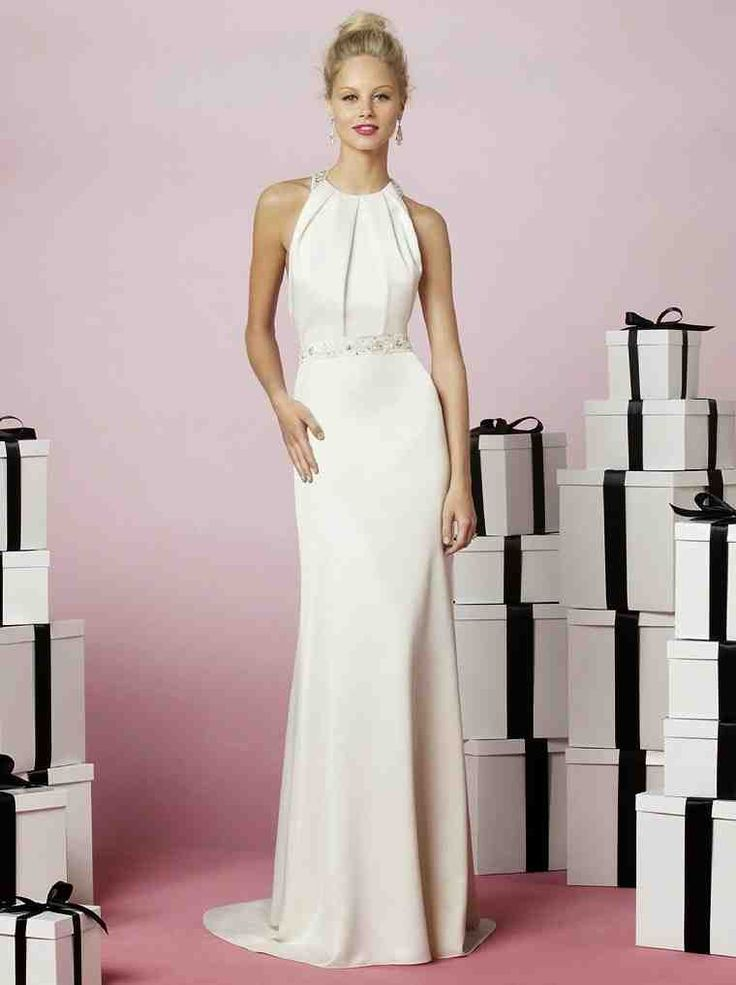 Amazing casual wedding dresses ideas 23