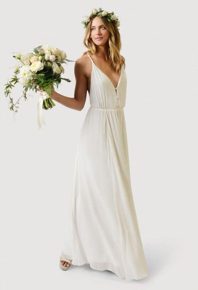 Amazing casual wedding dresses ideas