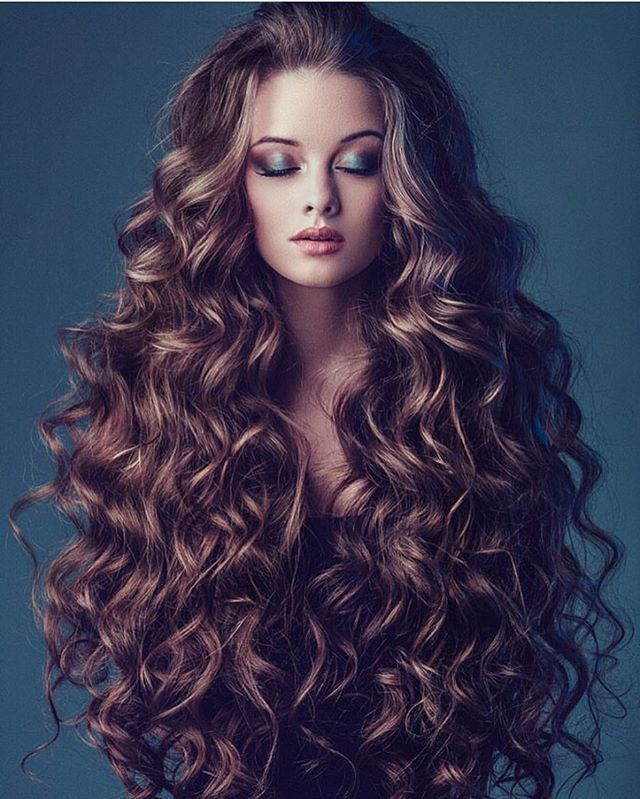 Amazing curly hairstyles for women 2
