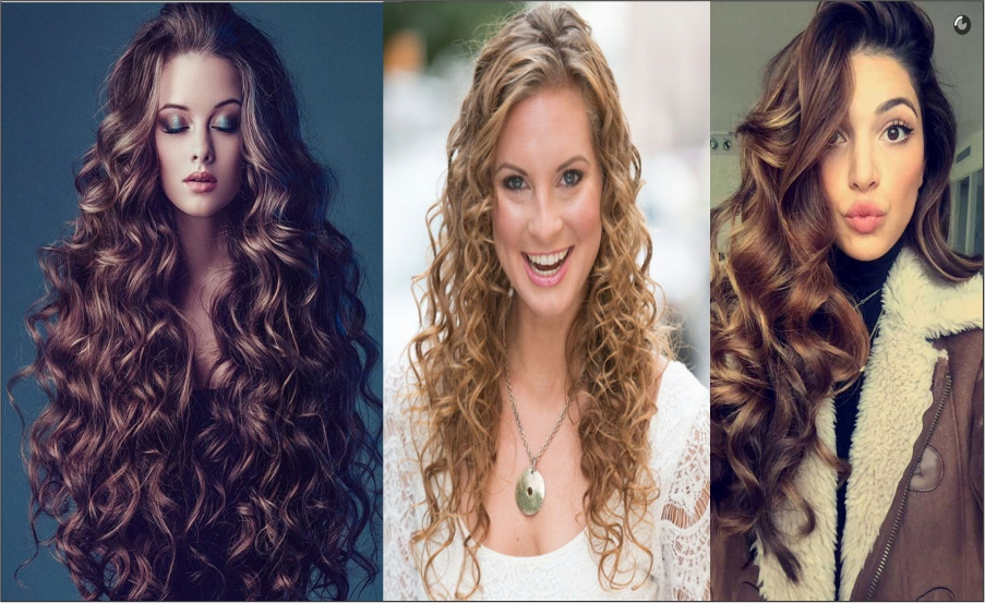 Amazing curly hairstyles for women 2018