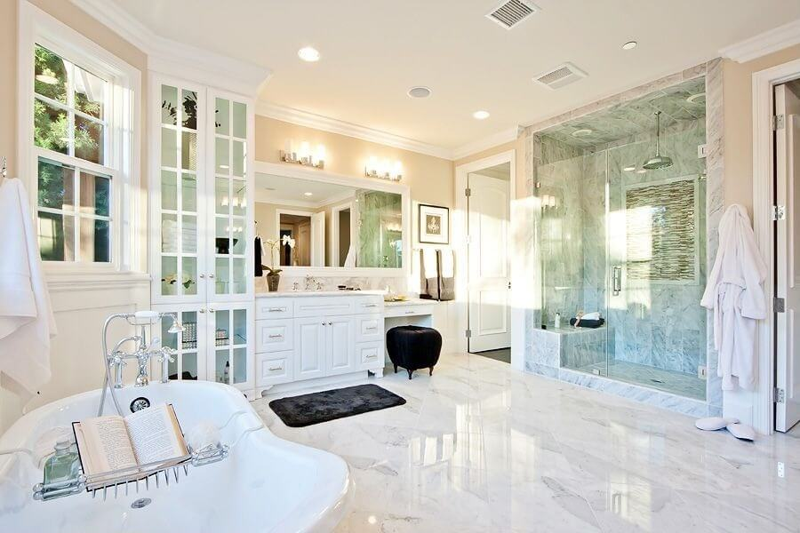 Amazing master bathroom ideas 13