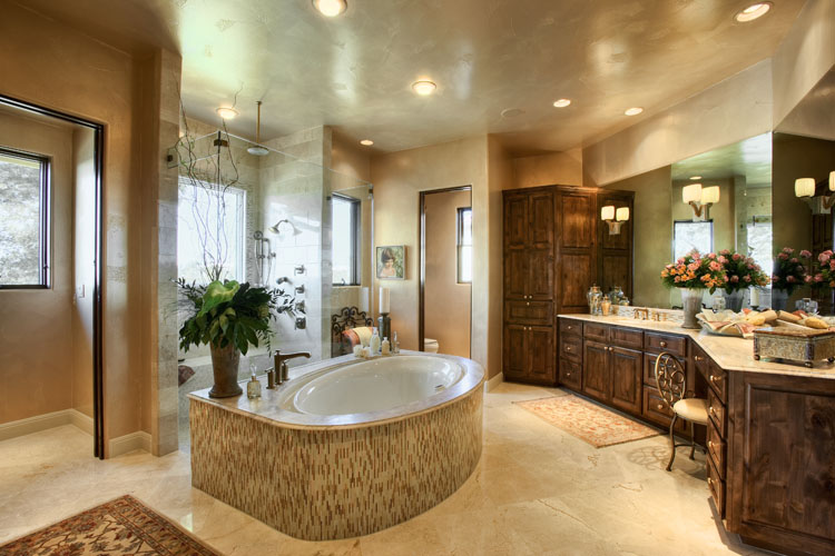 Amazing master bathroom ideas 17