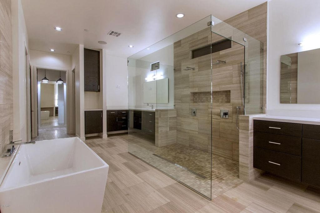 Amazing master bathroom ideas 18