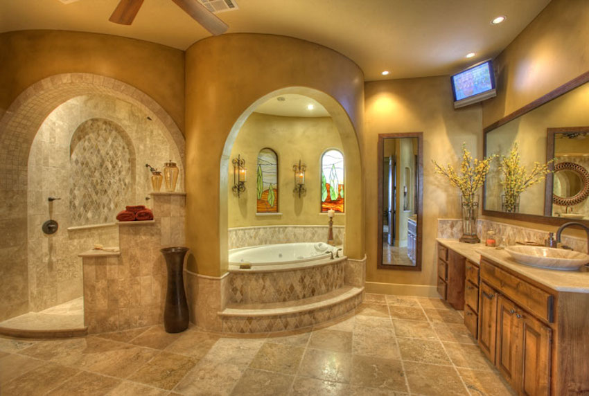 Amazing master bathroom ideas 2