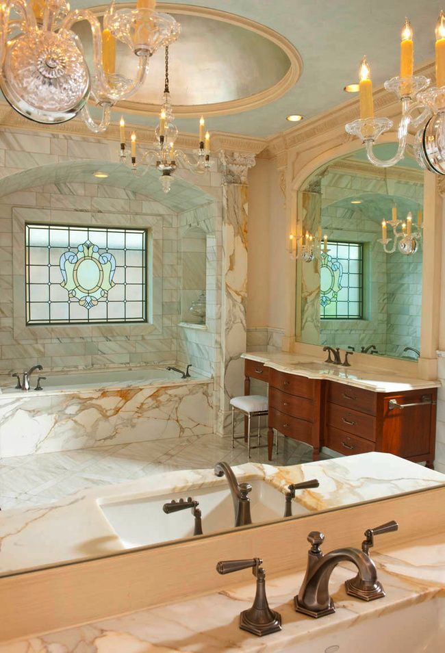 Amazing master bathroom ideas 24