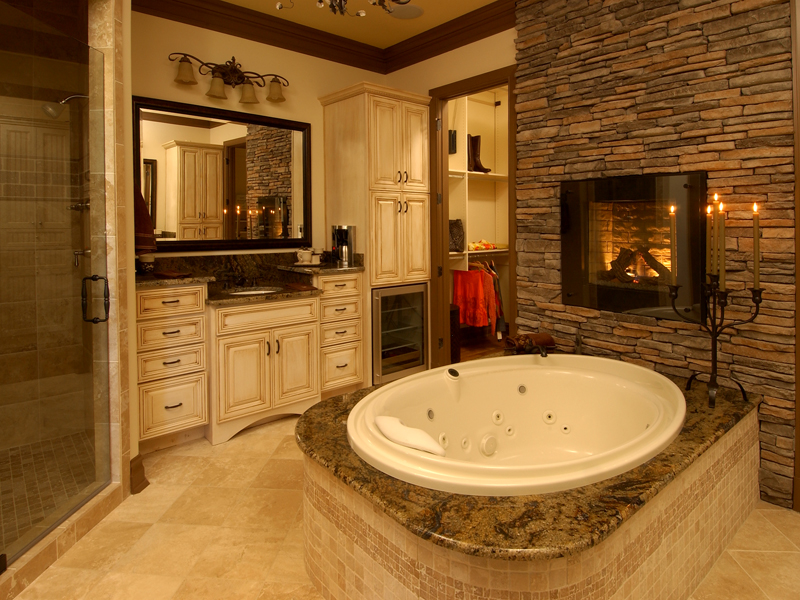 Amazing master bathroom ideas 3